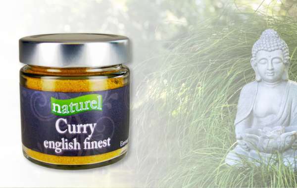 Curry english 80g