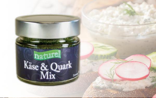 Käse & Quark Mix Gewürzzubereitung 50g