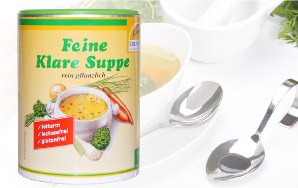 Feine Klare Suppe o. GV 500g